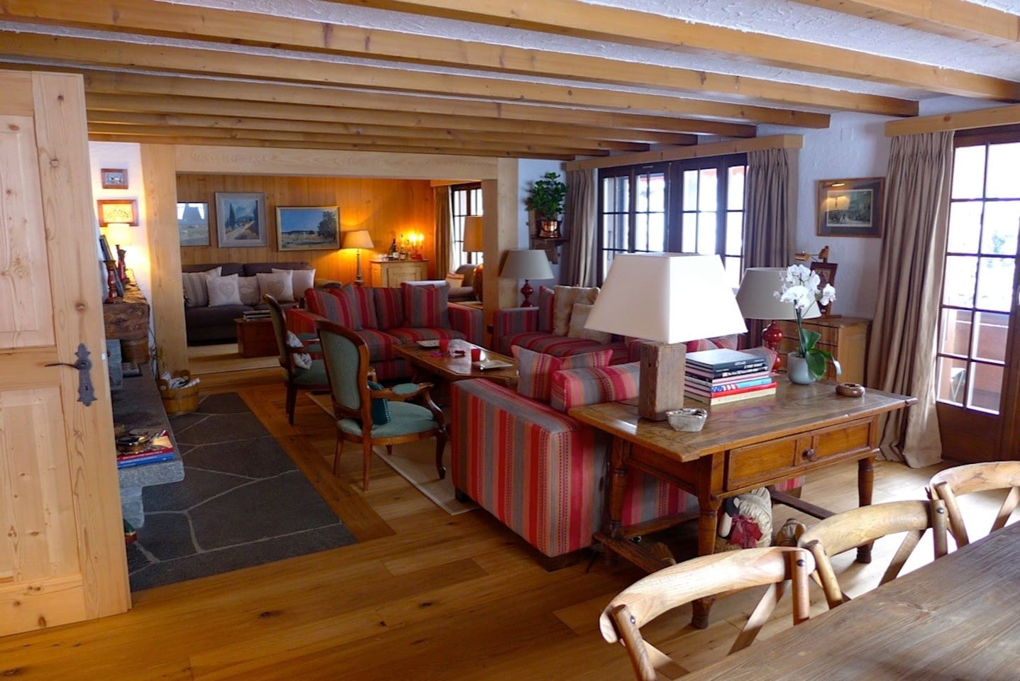 Apartment Ski-in Ski-out Luxurious Flat on the Wispile photo 26051420
