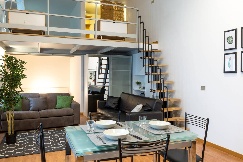 Apartment Hintown Crocetta Loft Set 1 photo 19482668