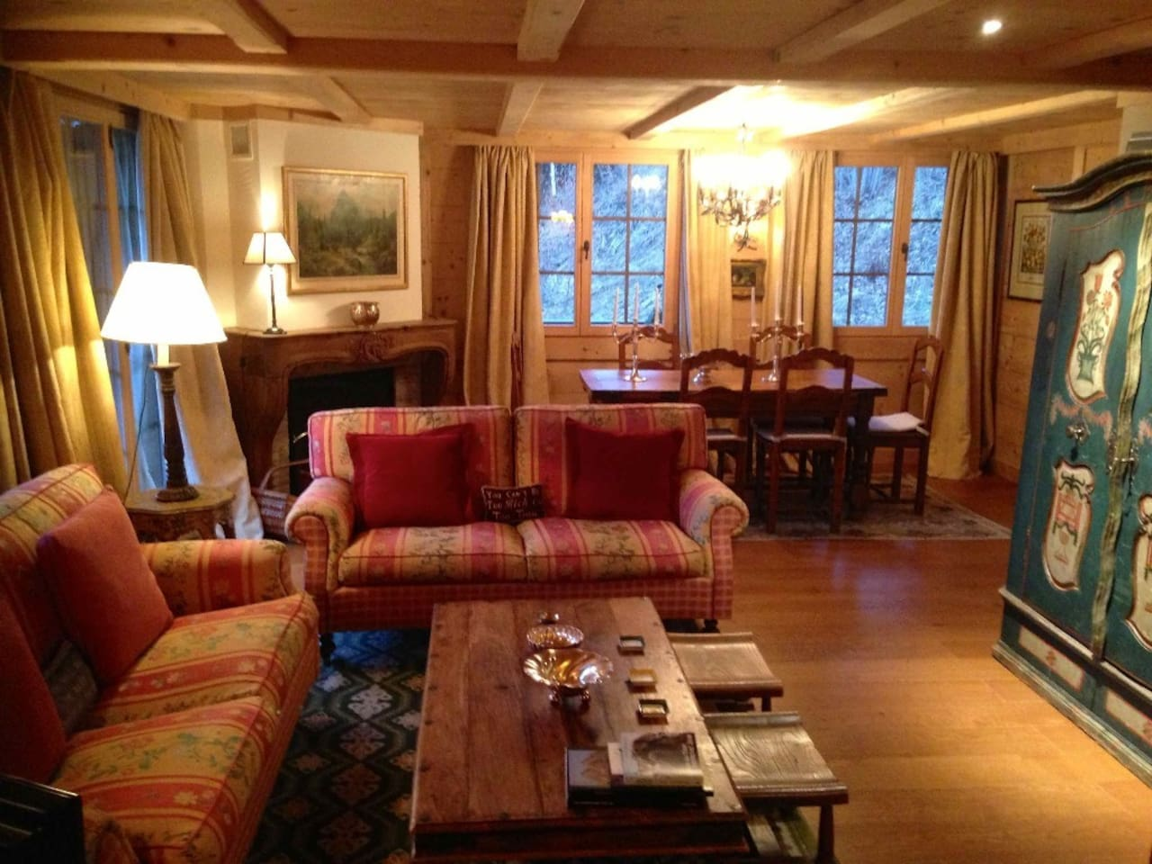 Gstaad - Luxury Flat in Schonried with Great Views photo 25541787