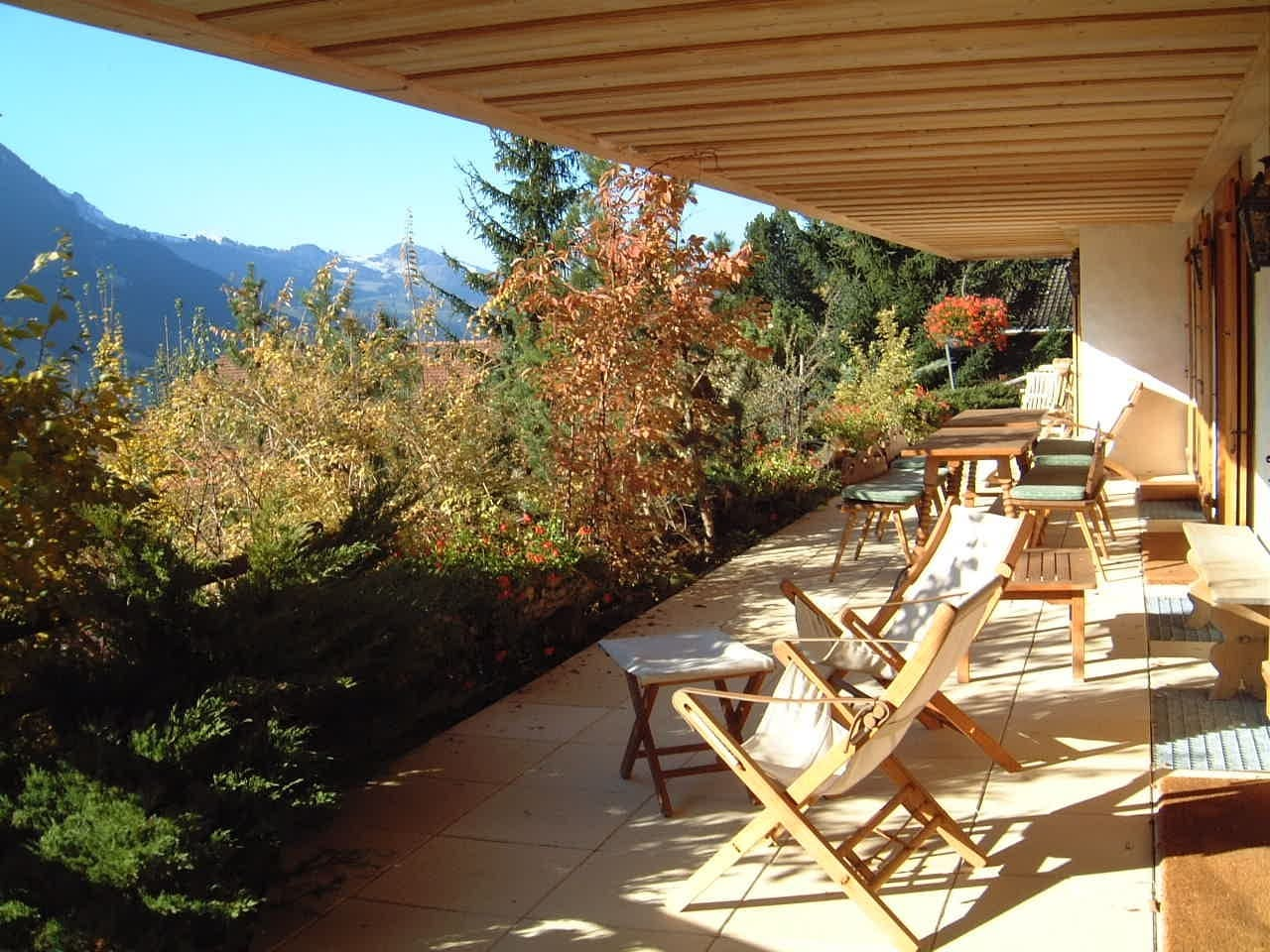 Apartment Gstaad - Luxury Flat in Rougemont with Great Views photo 25939037