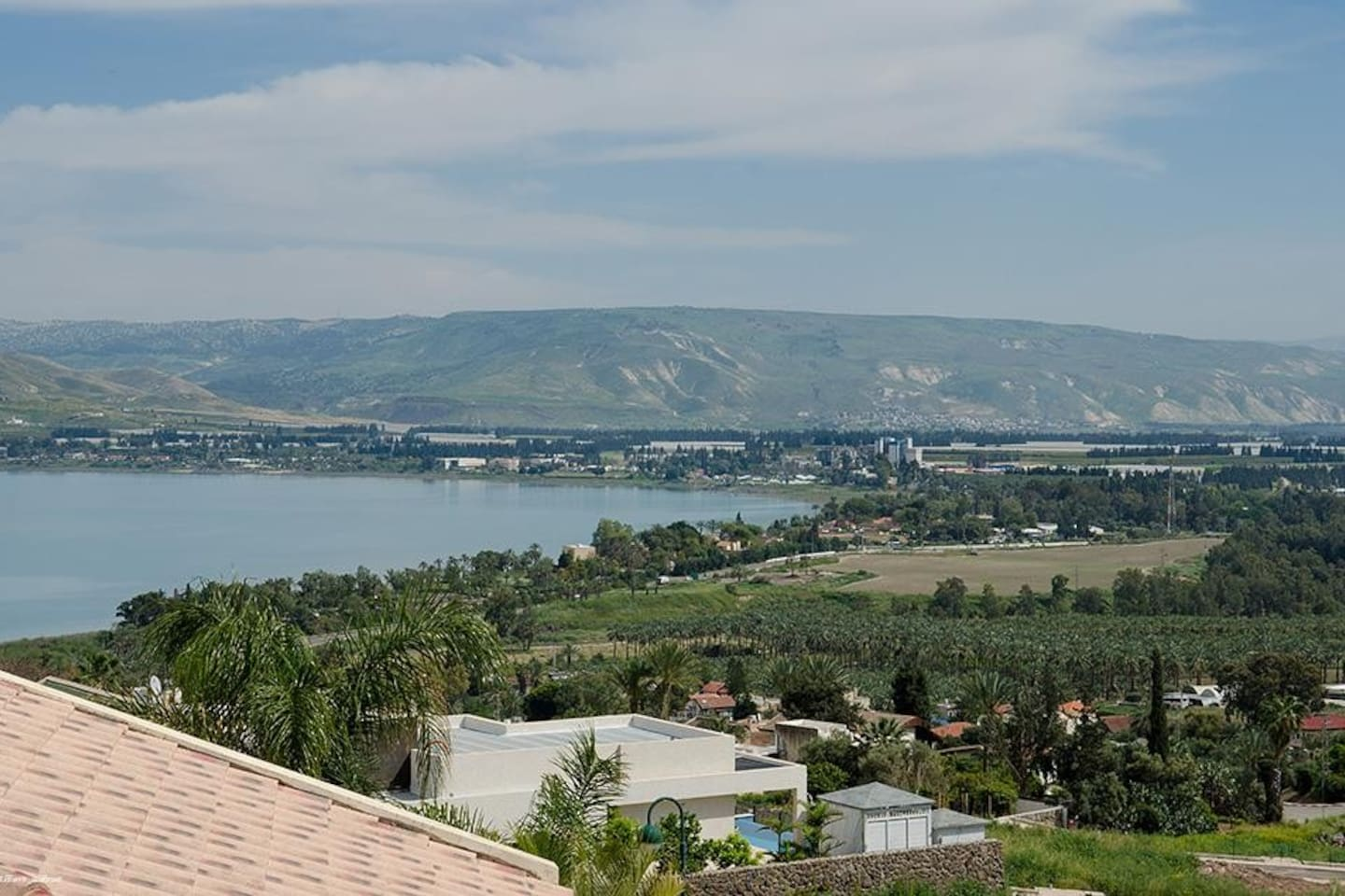 Amazing Luxury House right on the Sea of Galilee photo 23851811