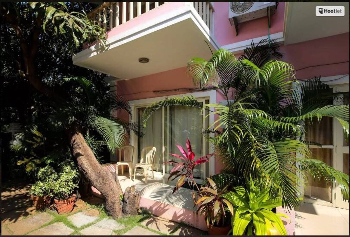 Apartment Goan Courtyard- Poolside Studio Apartment photo 18529466