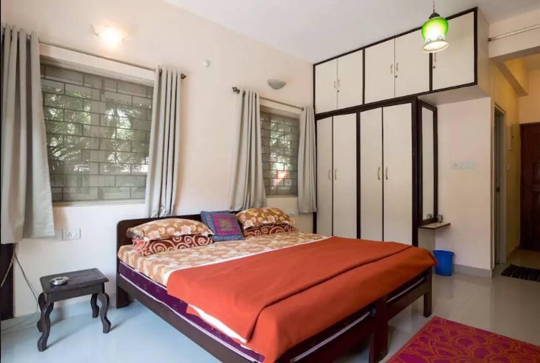 Goan Courtyard- Poolside Studio Apartment photo 6707333