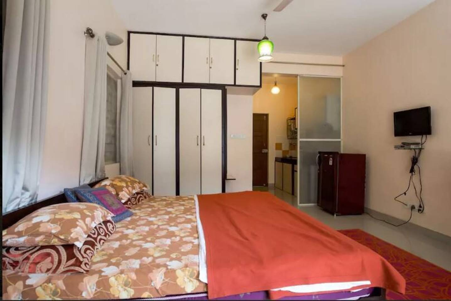Goan Courtyard- Poolside Studio Apartment photo 18844783