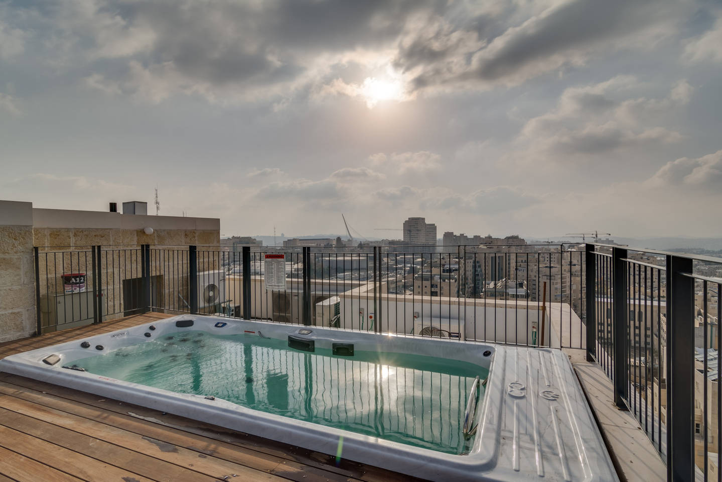 Apartment Amazing Penthouse with private Pool - roof terrace photo 28510124
