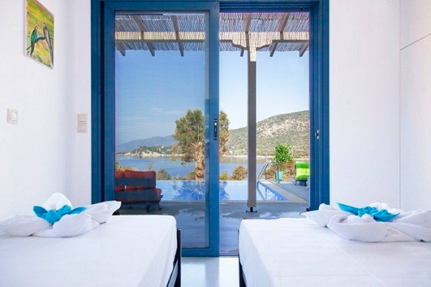 Apartment Luxurious Villa right on the beach - amazing views photo 28327512
