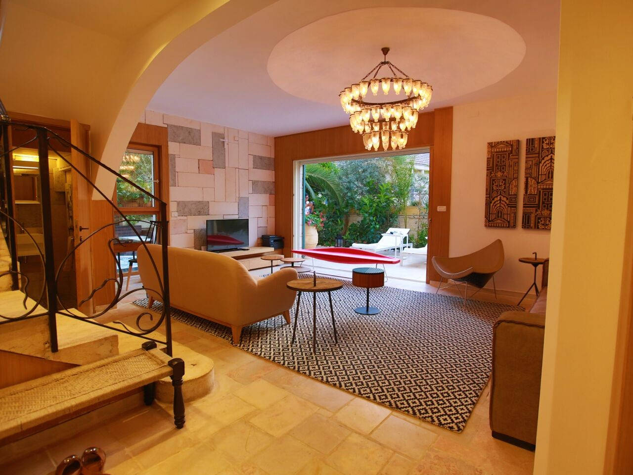 Apartment Amazing Duplex with private Garden and Jacuzzi photo 16710615