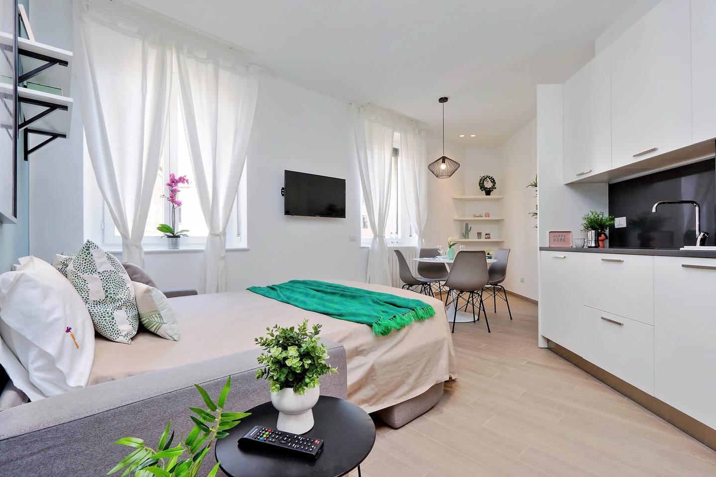 Apartment Hintown Duomo Flat 6   piano - II photo 18221023
