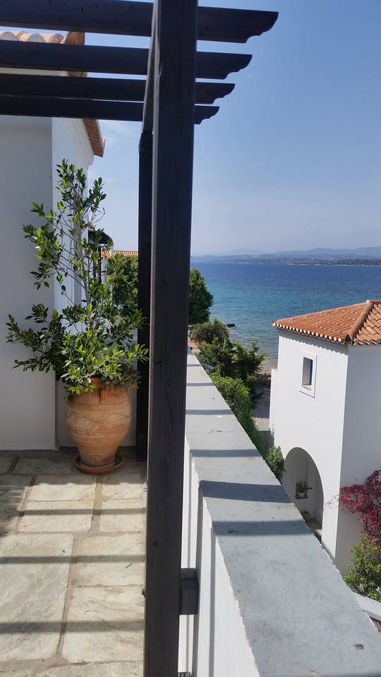 Apartment Spetses charming villa right on the beach photo 25610481