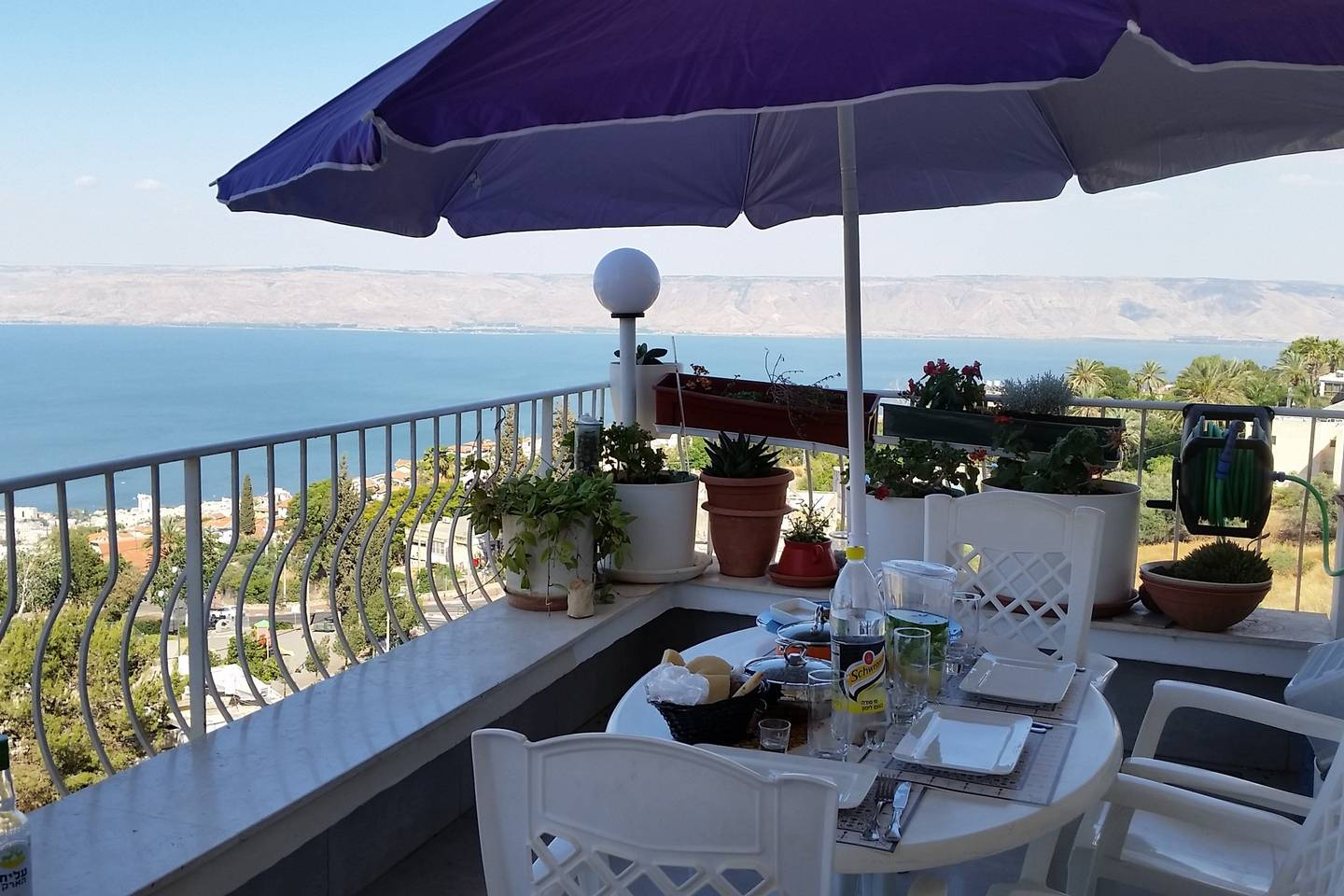 Apartment Amazing Sea of Galilee View Room photo 26040804