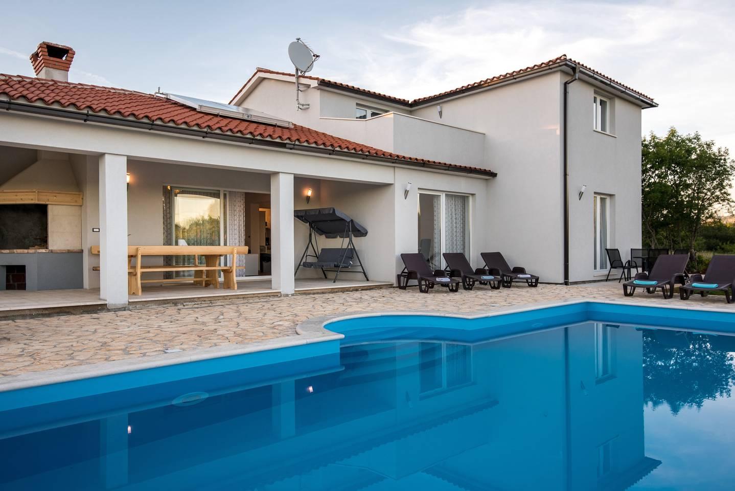 Private Villa in Sumber near Rabac photo 16495212