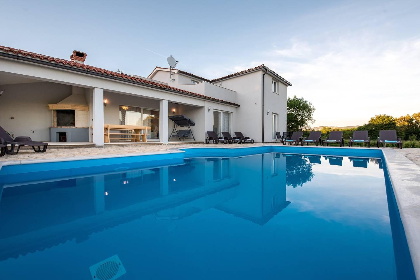 Private Villa in Sumber near Rabac photo 16406715