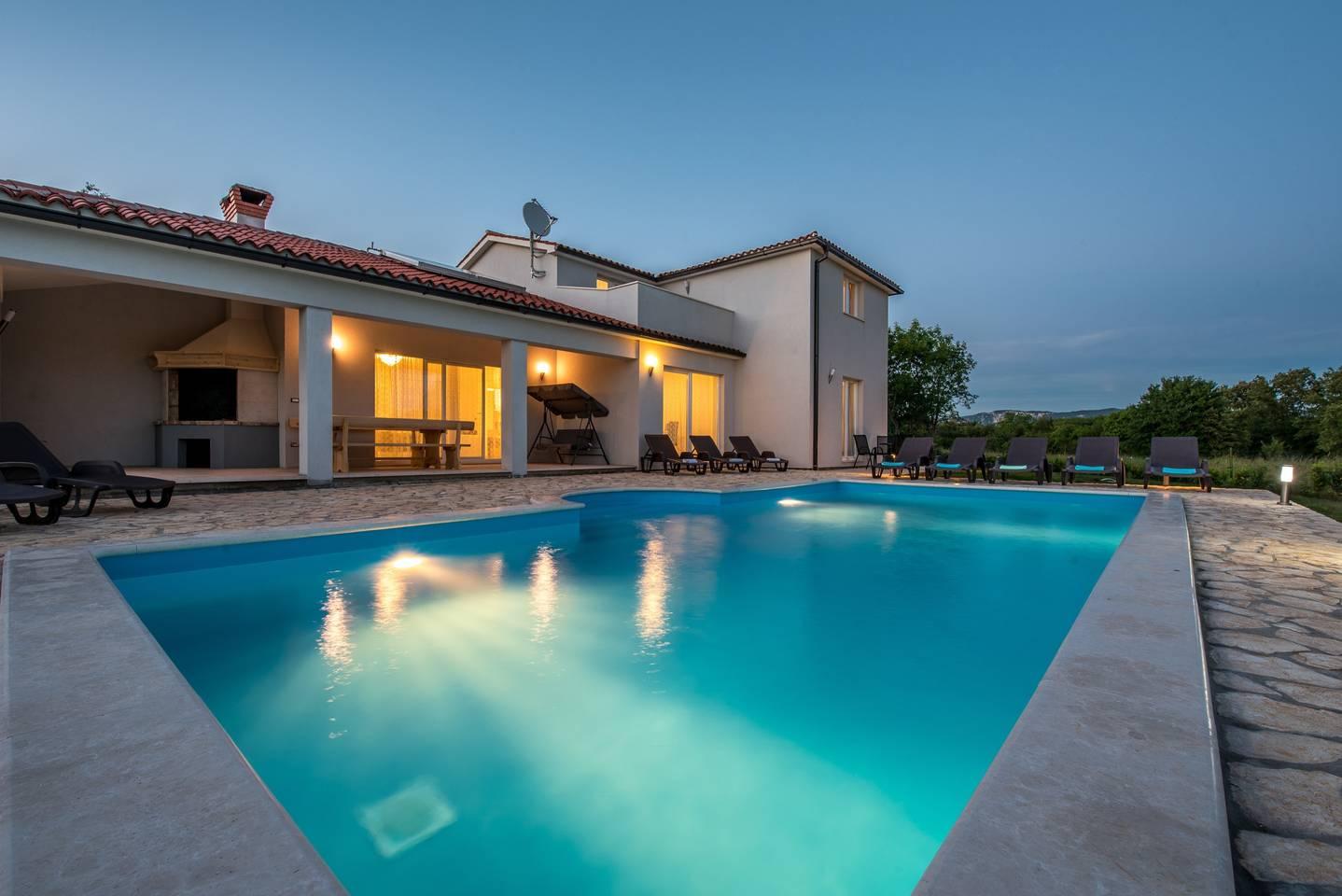 Private Villa in Sumber near Rabac photo 25618291