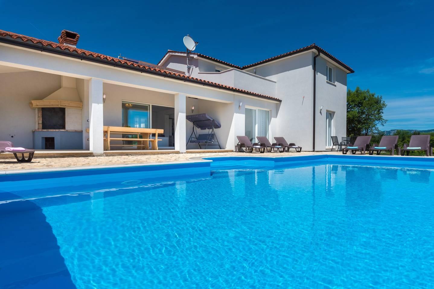 Private Villa in Sumber near Rabac photo 16921097