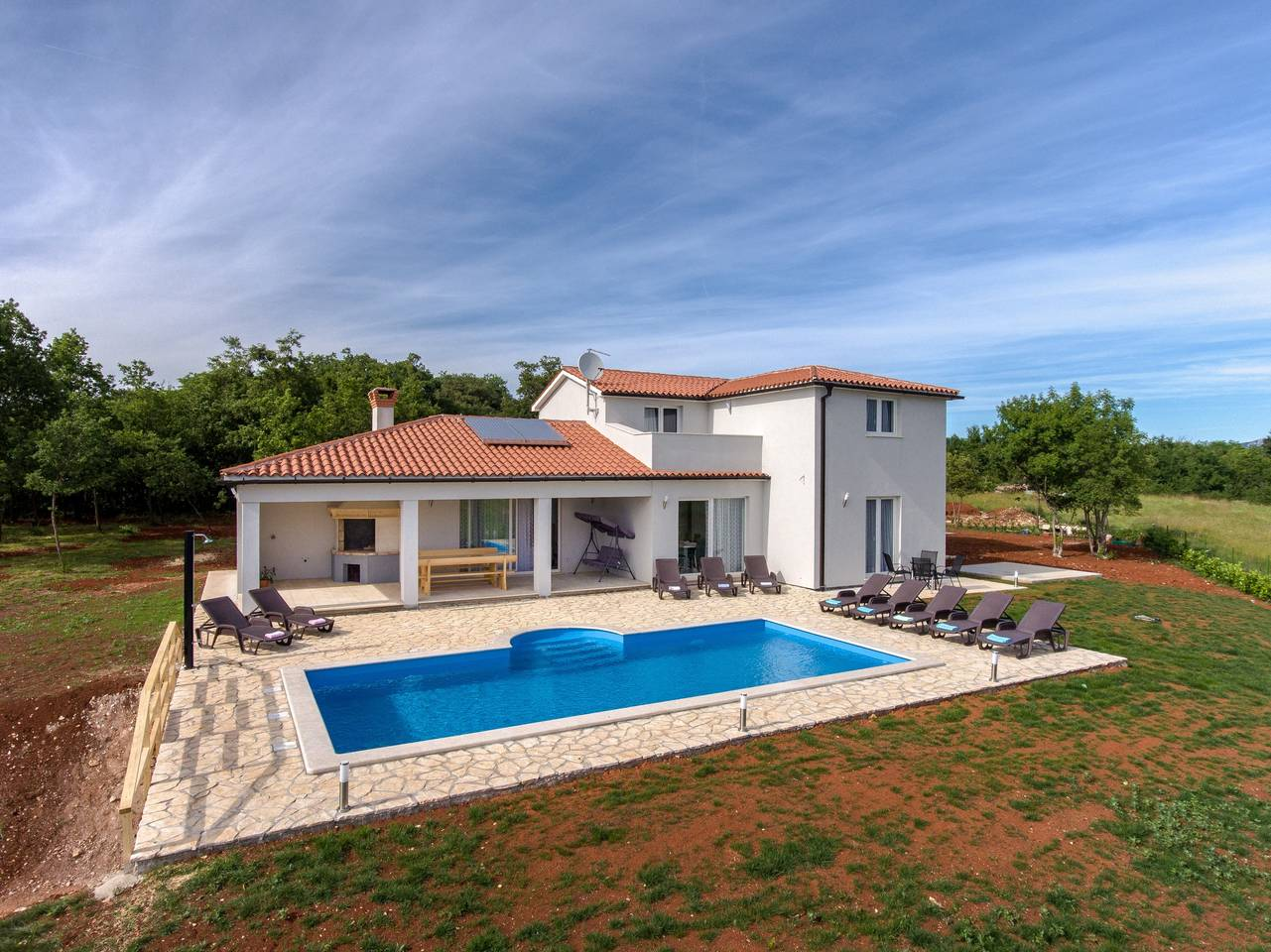 Apartment Private Villa in Sumber near Rabac photo 16812629
