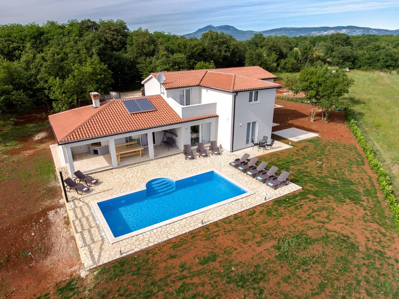 Apartment Private Villa in Sumber near Rabac photo 16921099