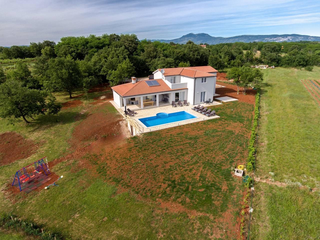 Apartment Private Villa in Sumber near Rabac photo 16812633