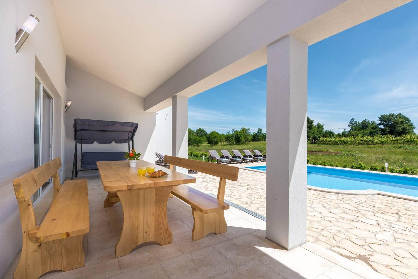 Apartment Private Villa in Sumber near Rabac photo 16812635