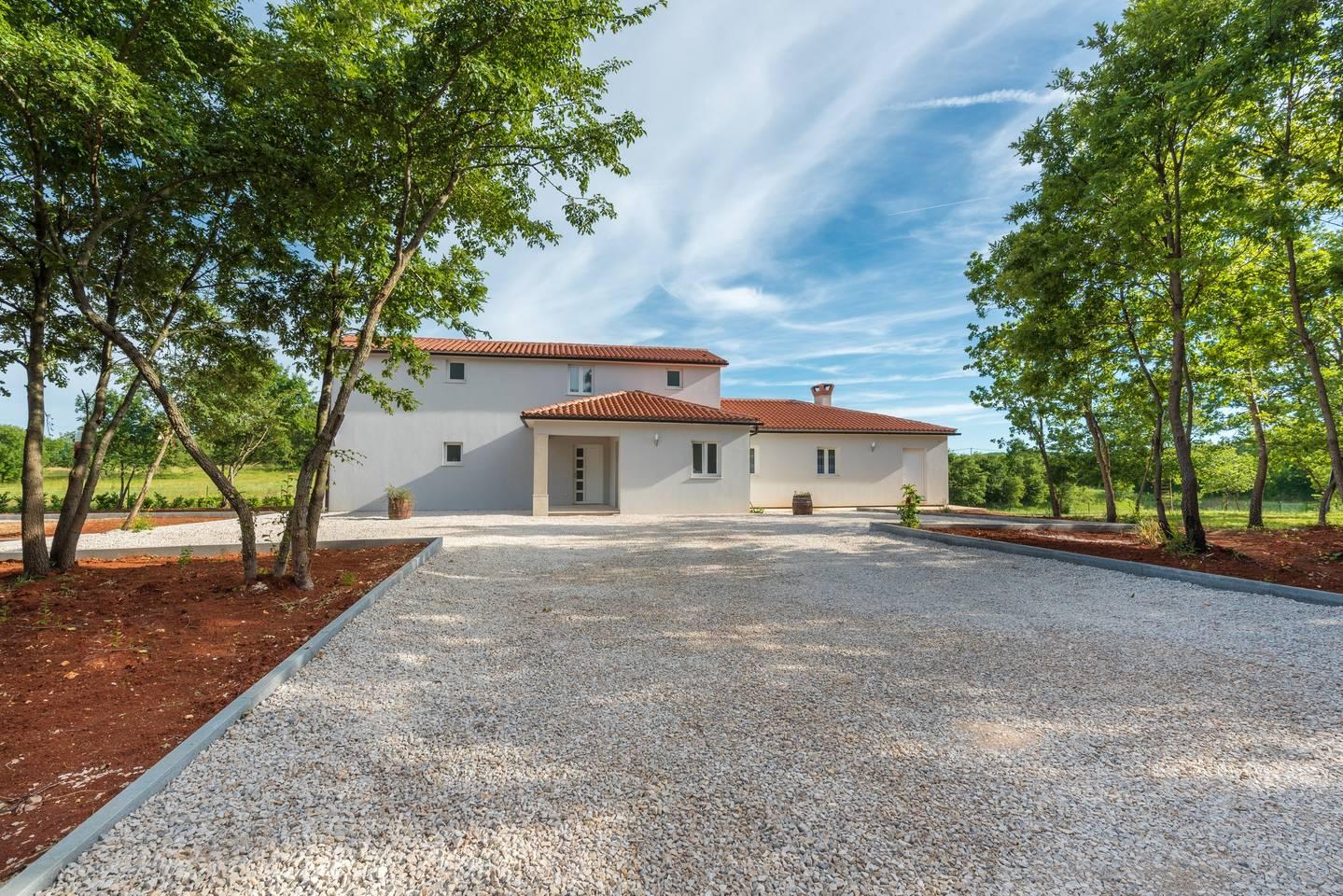 Apartment Private Villa in Sumber near Rabac photo 16812639
