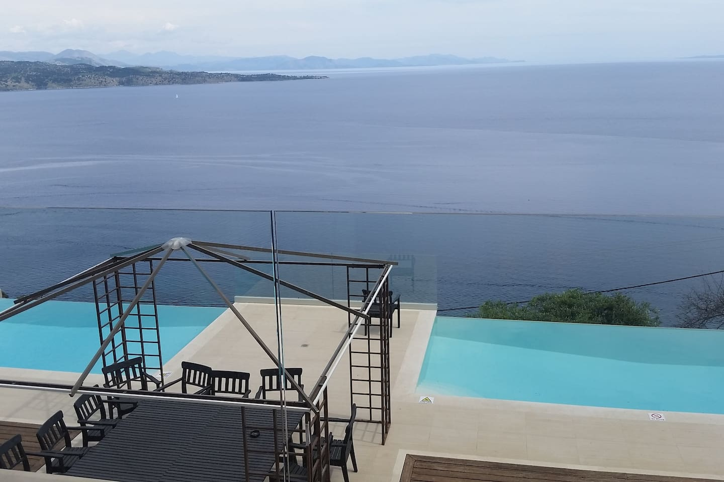 Apartment Luxurious Twin Villas with Infinity sea views photo 25609388