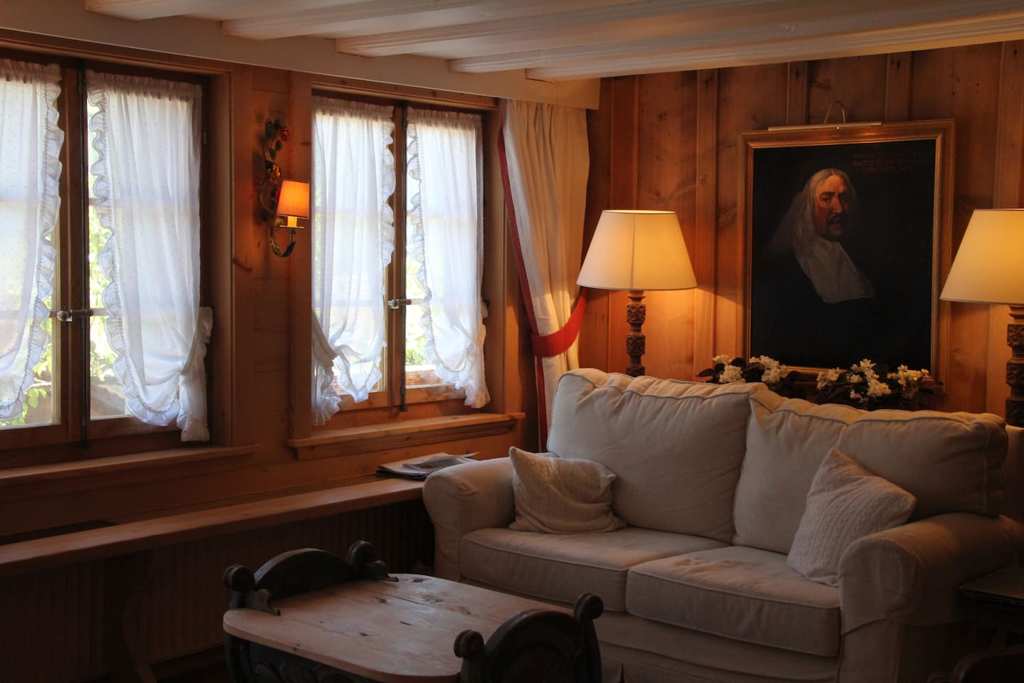 Greatly Renovated 400 Year Old Chalet near Gstaad photo 25945378