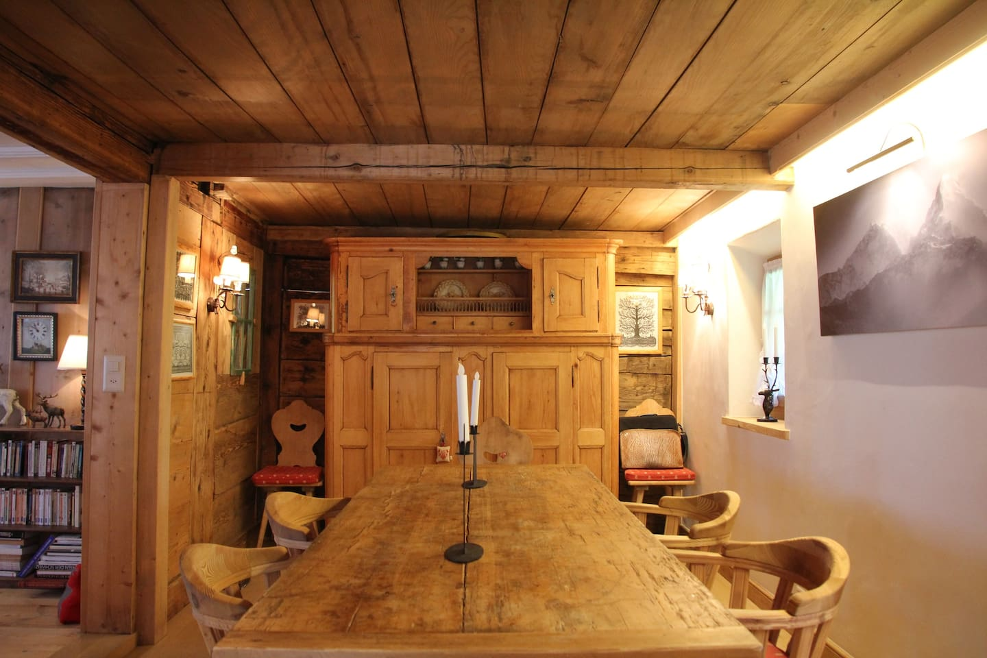 Greatly Renovated 400 Year Old Chalet near Gstaad photo 25945376