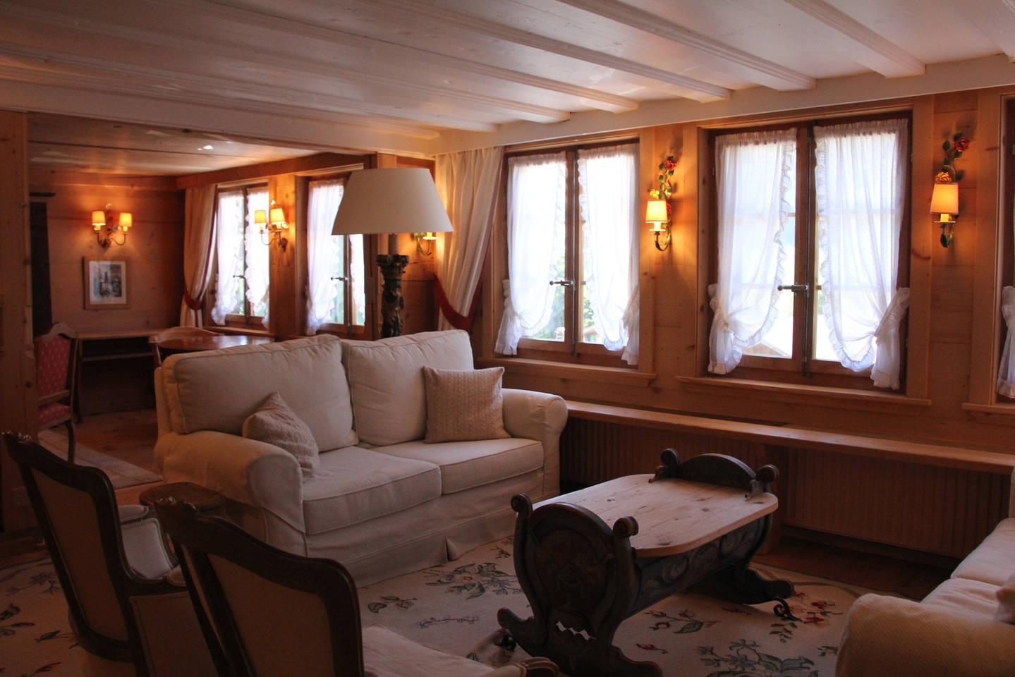 Greatly Renovated 400 Year Old Chalet near Gstaad photo 25945375
