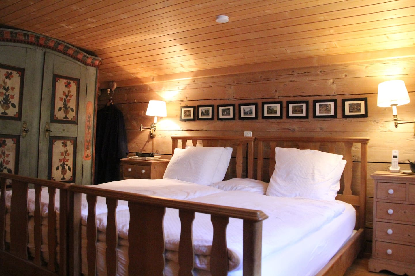 Apartment Greatly Renovated 400 Year Old Chalet near Gstaad photo 25938886