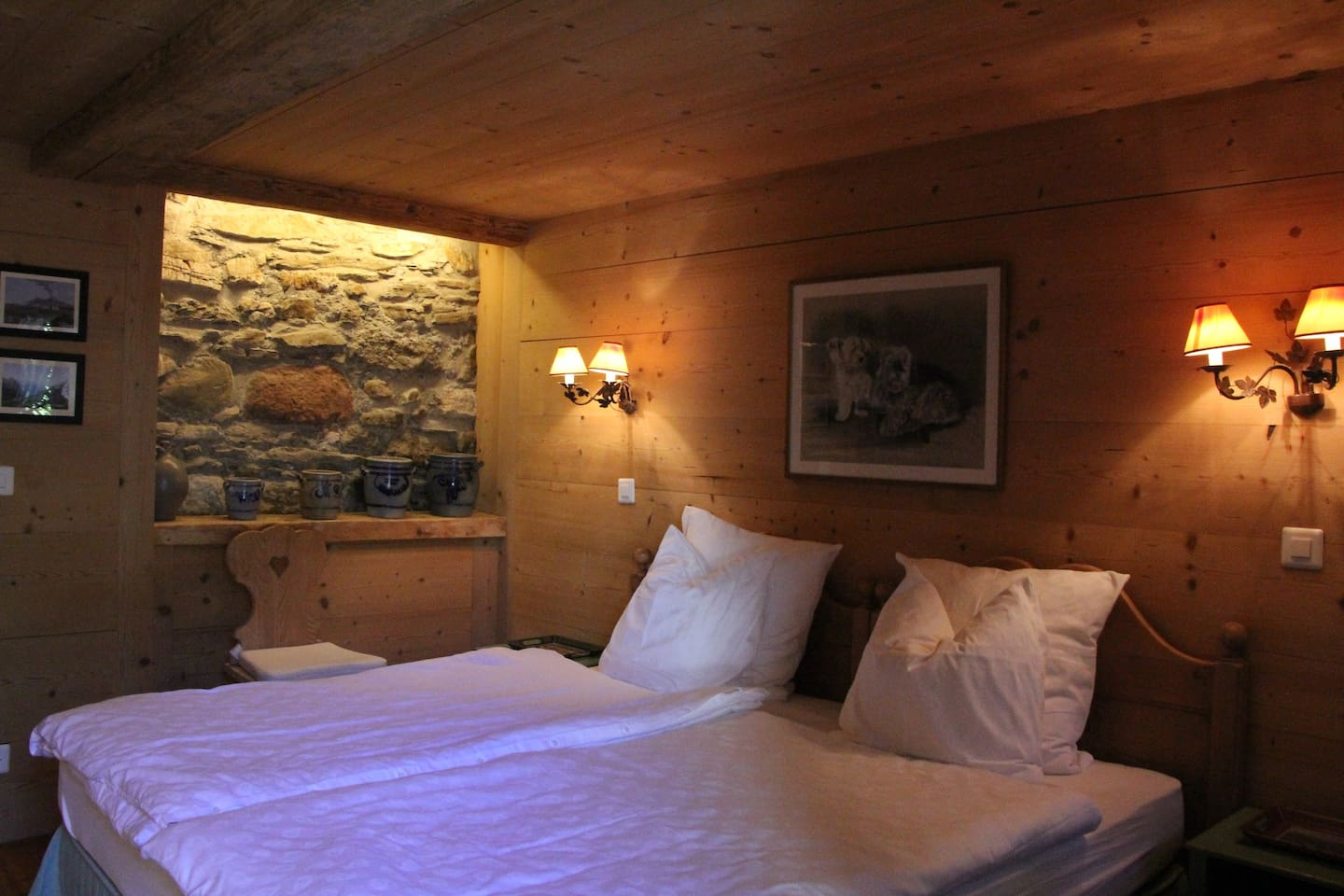 Apartment Greatly Renovated 400 Year Old Chalet near Gstaad photo 25945380