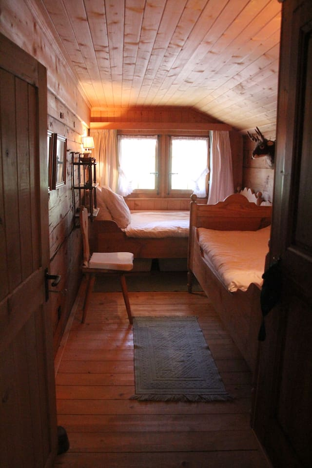 Apartment Greatly Renovated 400 Year Old Chalet near Gstaad photo 25938889