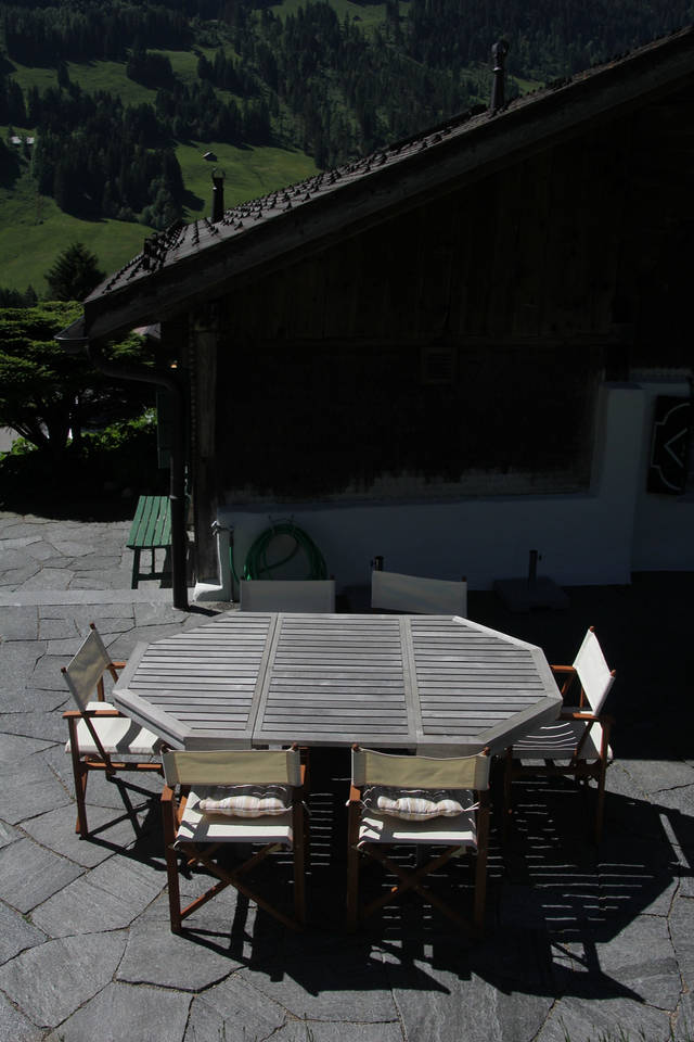 Apartment Greatly Renovated 400 Year Old Chalet near Gstaad photo 25945385