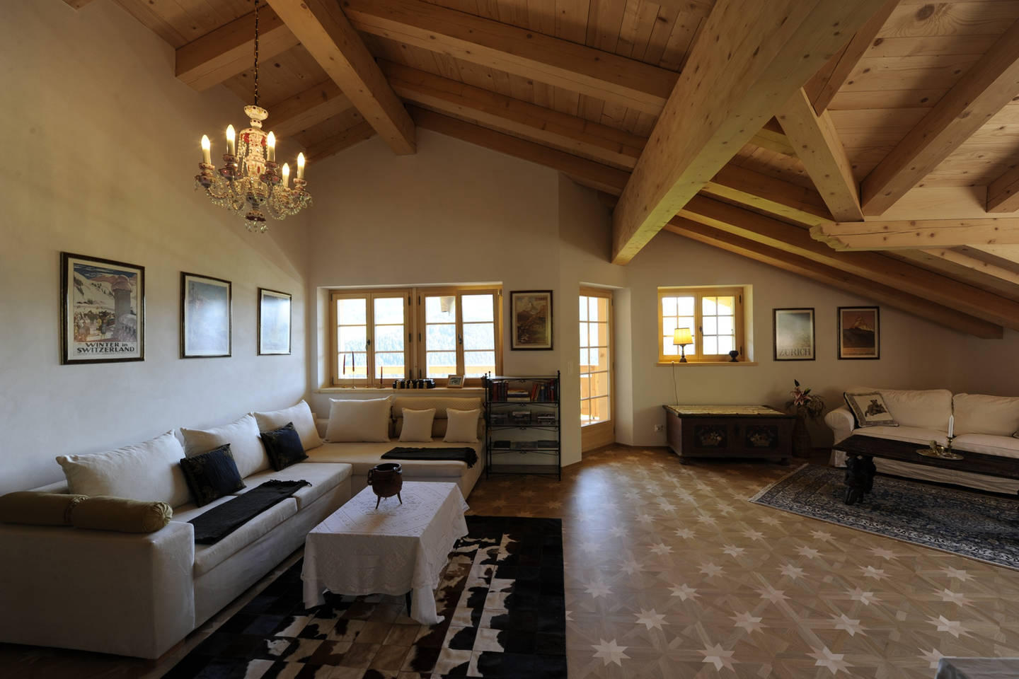 Mountain Top Chalet with fantastic views photo 25601726