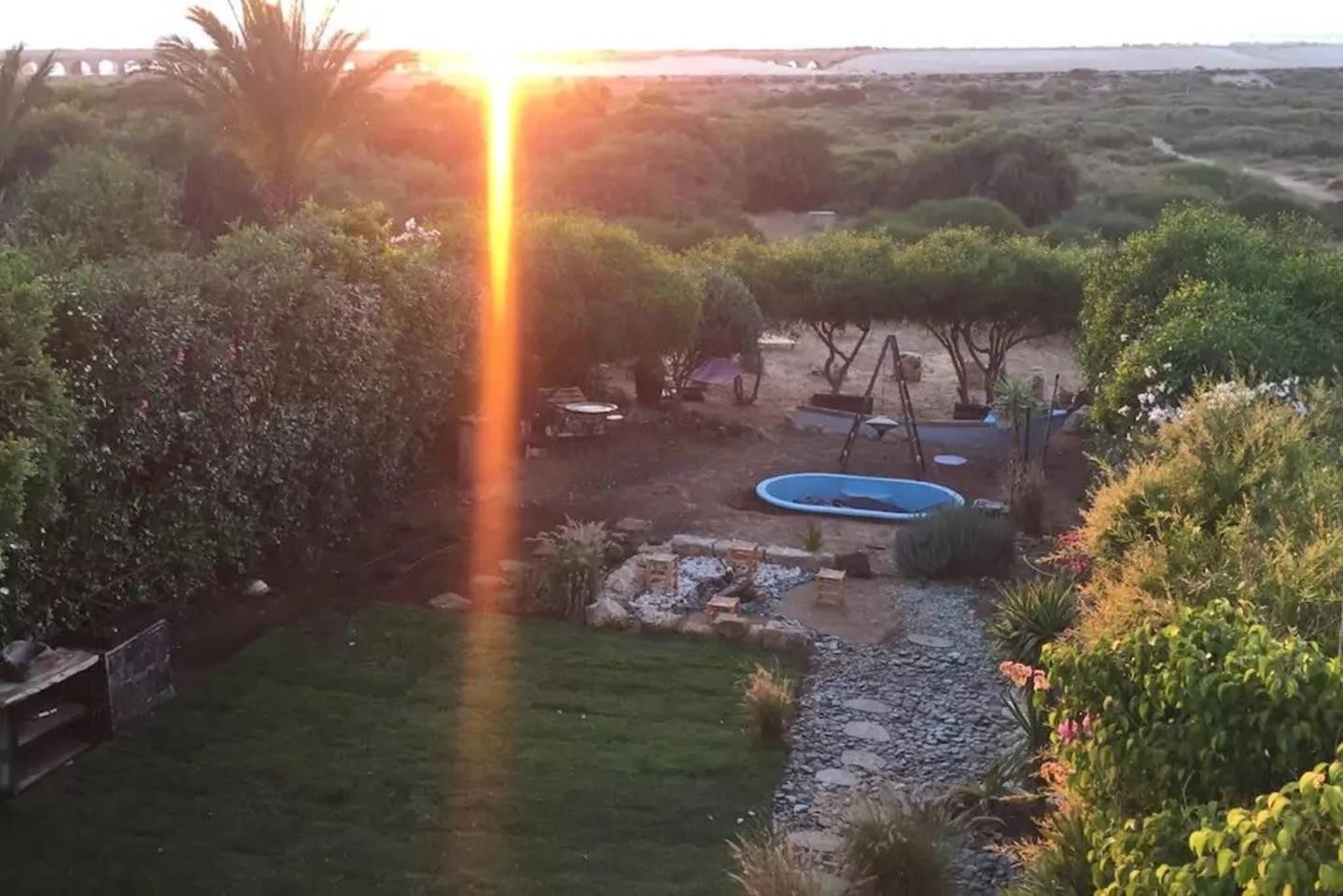 Front Line - Amazing Sea view house in Caesarea photo 25978803