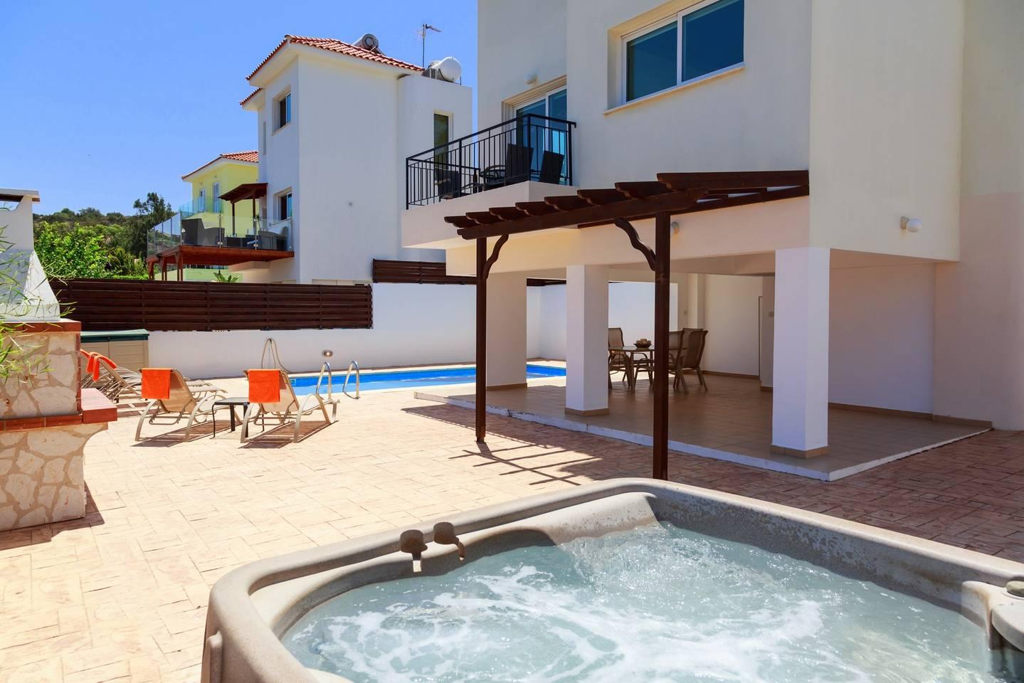 Villa Elias - 2 Bedrooms - Private Pool & Hot Tub photo 18833021