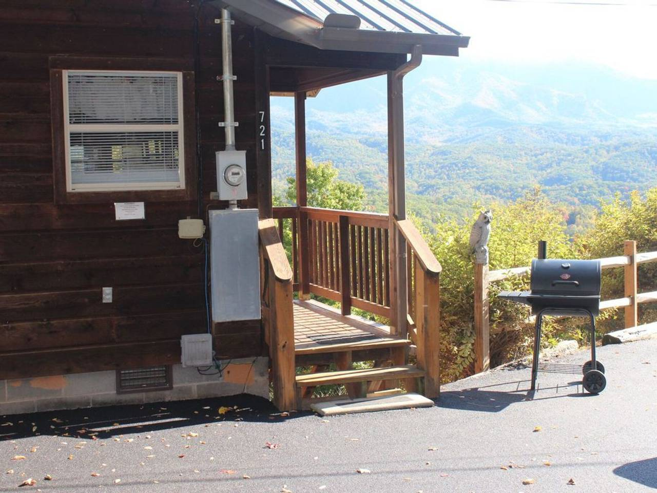 Apartment Huge Views Of GSMNP 3 6 Miles 2 DwTn Gat Hot Tub photo 18644586