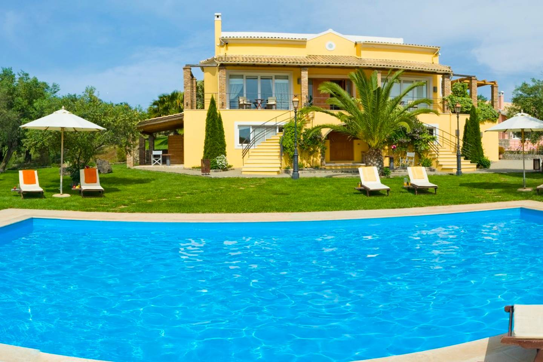 Private Spa villa  for luxurious stay in Corfu photo 15807768
