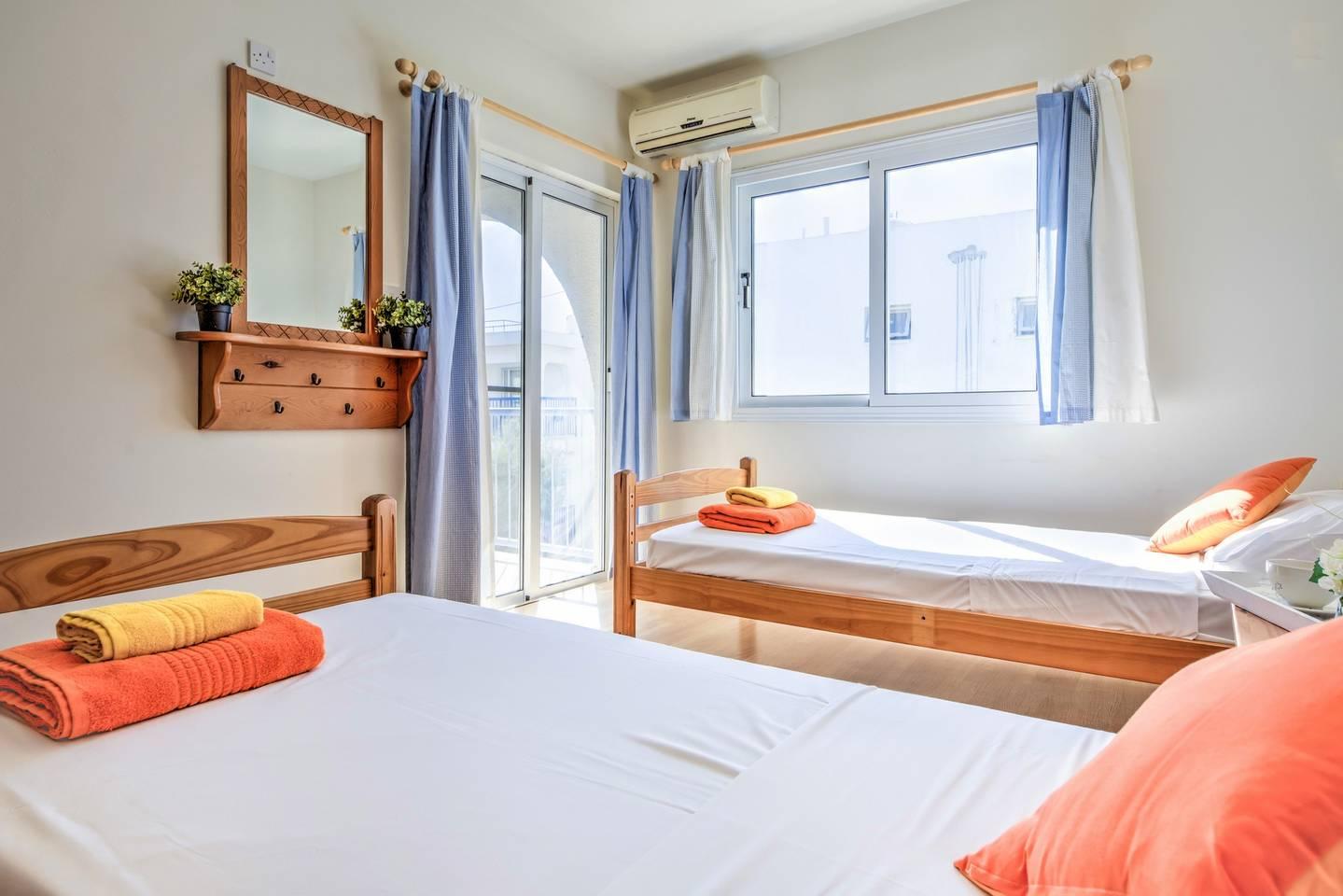 Large 2 Bedroom Apt - Ayia Napa Centre - ANDREA photo 25600634