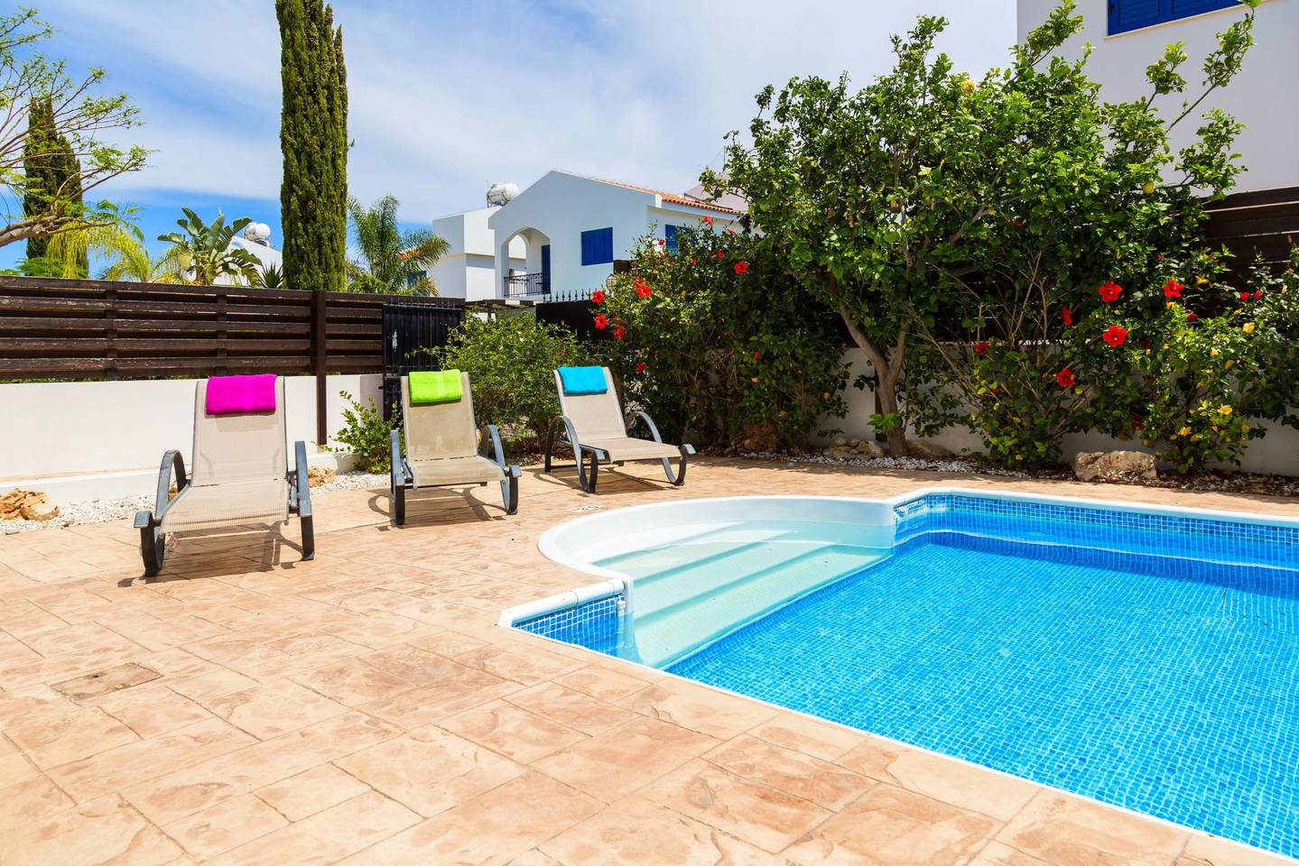 Apartment Villa Evace - 3 Bedroom Villa with Private Pool - 100m from Beach photo 18516348
