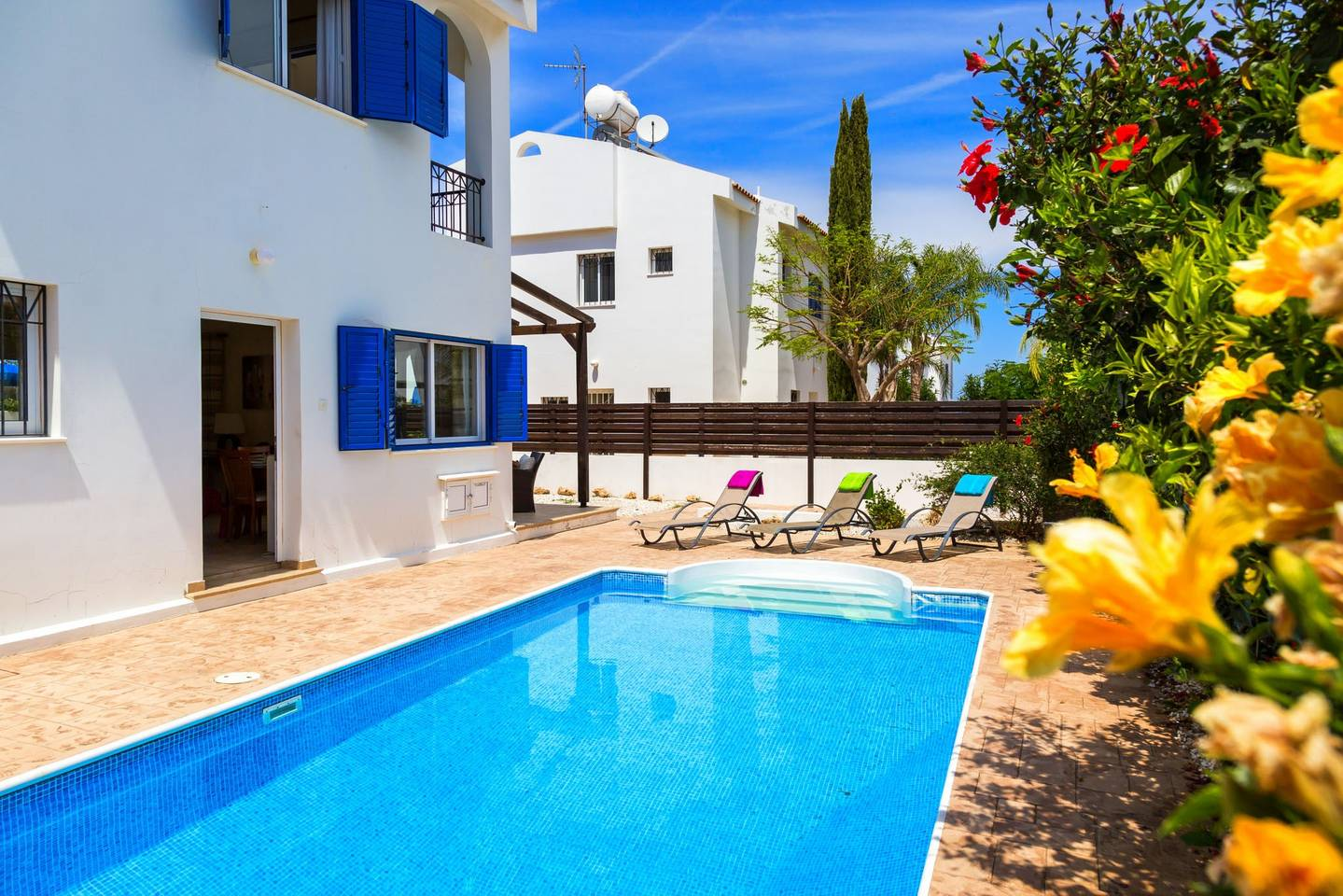 Apartment Villa Evace - 3 Bedroom Villa with Private Pool - 100m from Beach photo 18516350