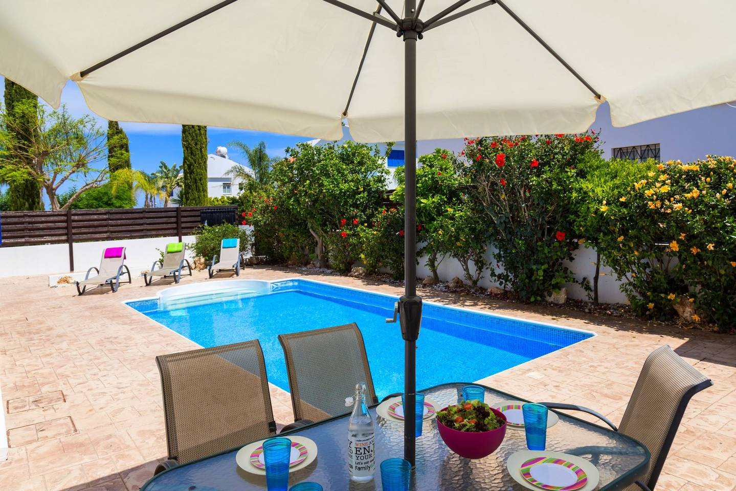 Apartment Villa Evace - 3 Bedroom Villa with Private Pool - 100m from Beach photo 18516346