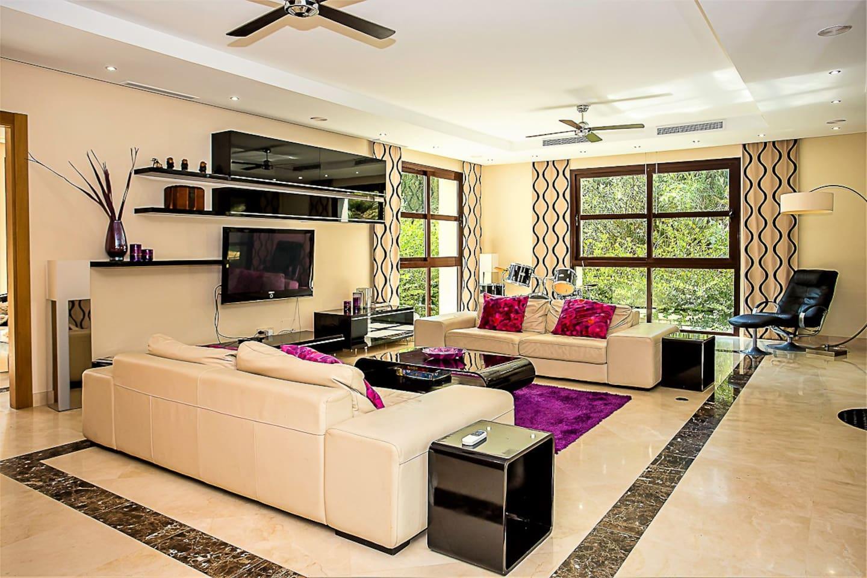 Luxurious villa in Puerto Banus - 10 min to Marina photo 15591697