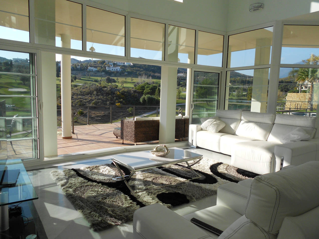 Golf course Front line Amazing big Villa with pool photo 25609599