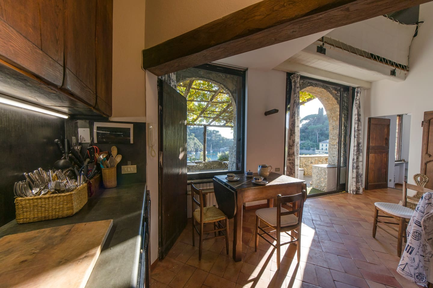 Apartment Hintown Unbelievable  GuestHouse in Portofino photo 18400649