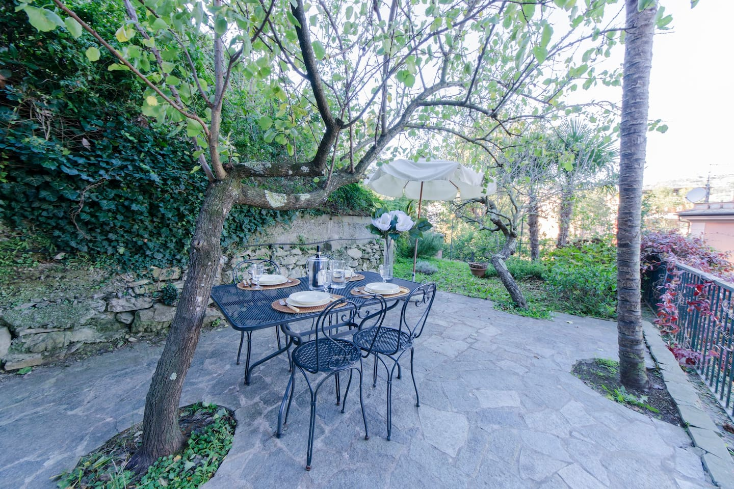 Hintown Charming Family Flat in Santa Margherita photo 18611532