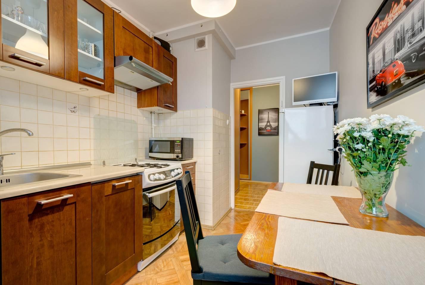 Apartment Przytulne mieszkanie  blisko Starego miasta photo 25846680