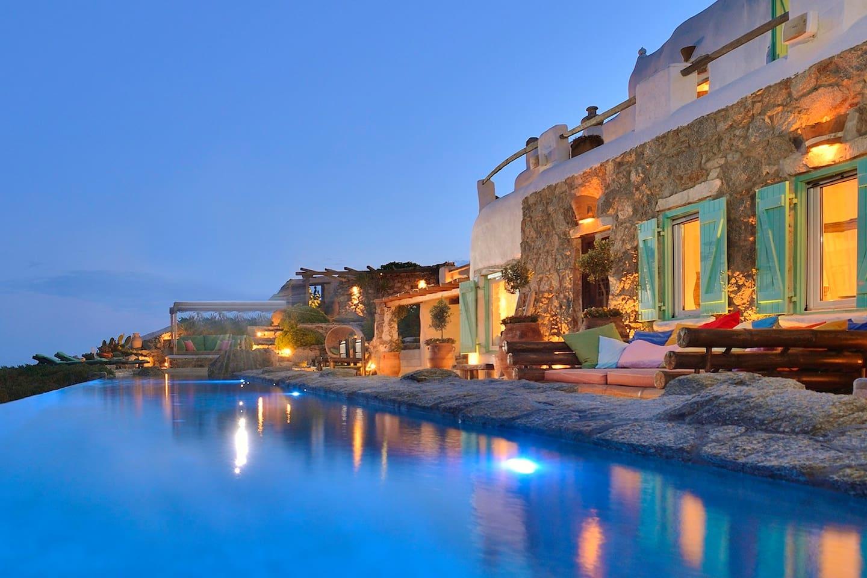 Apartment Spoiling artistic villa - stuning panoramic views photo 16972782