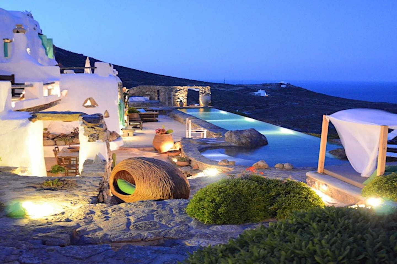 Apartment Spoiling artistic villa - stuning panoramic views photo 16972786