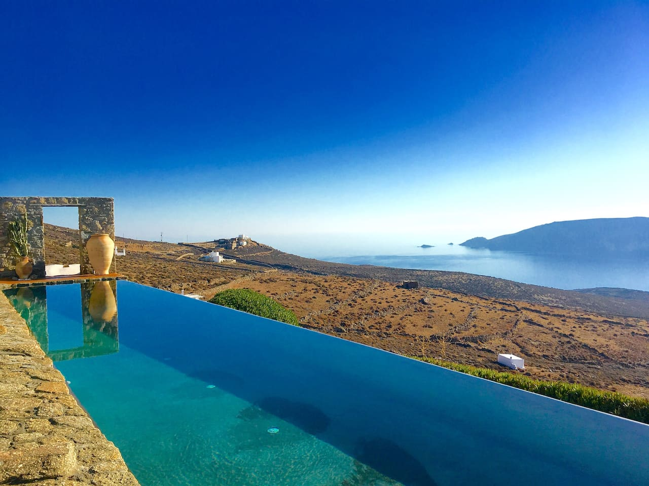 Apartment Spoiling artistic villa - stuning panoramic views photo 16972818