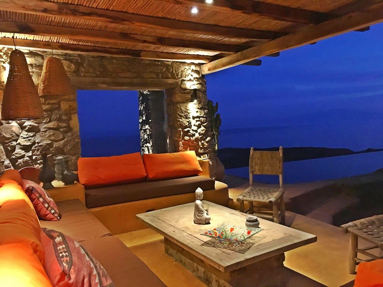 Apartment Spoiling artistic villa - stuning panoramic views photo 16972848