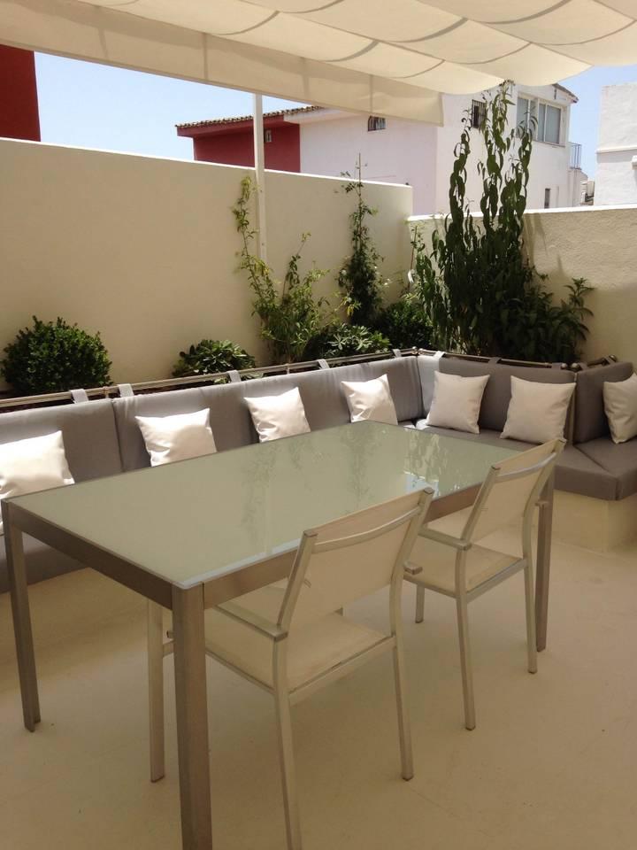 Apartment luxury 6 rooms villa with pool   jacuzzi - P banus photo 25640975